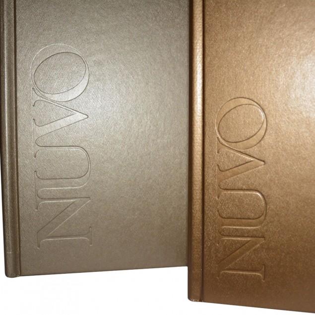 Metal Menu Books
